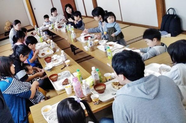 川西町こども食堂「なかよしキッチン」